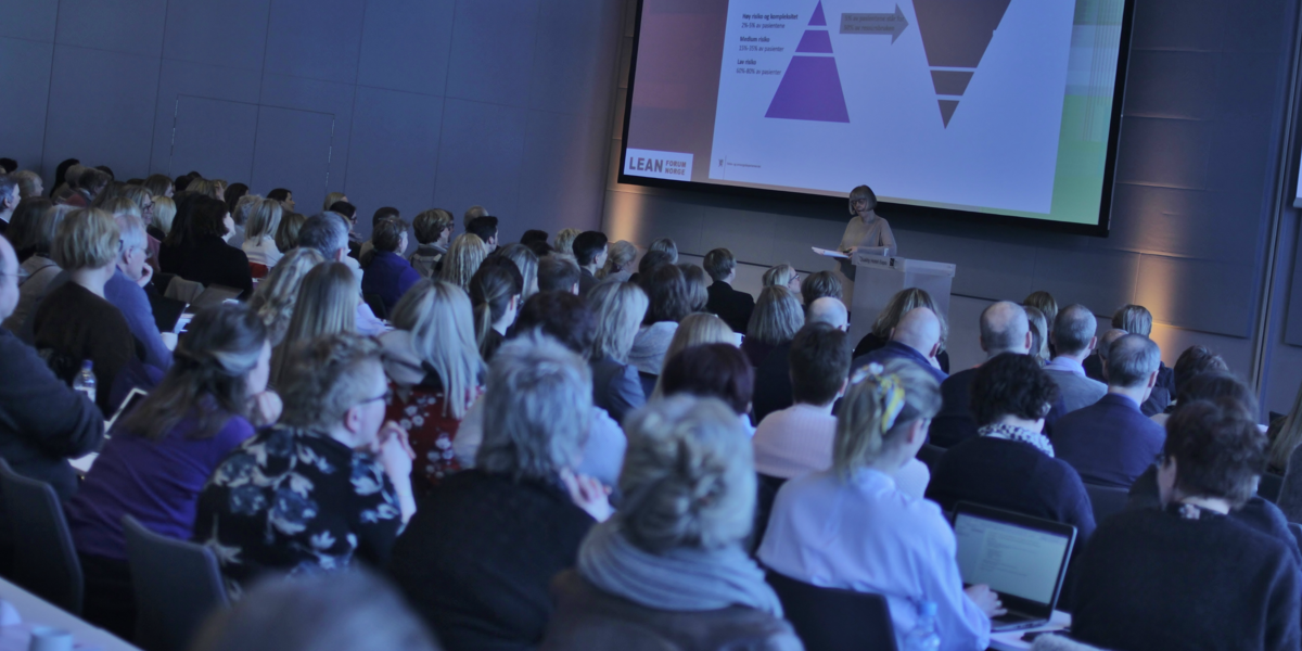 Lean Forums helsekonferanse 2019
